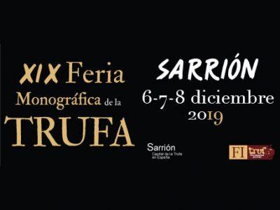 XIX Feria Monográfica de la Trufa en Sarrión