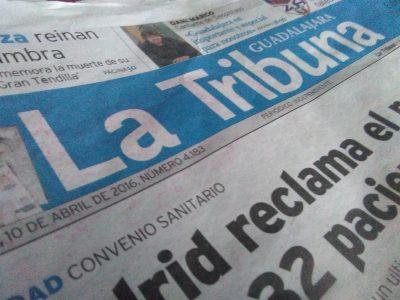 Entrevista en La Tribuna