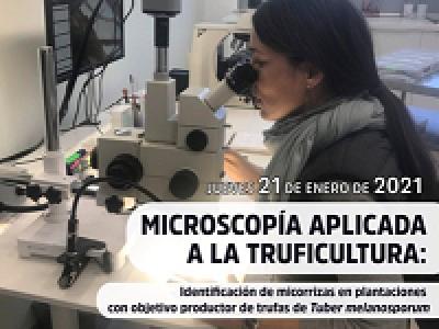 Curso: Microscopía aplicada a la truficultura