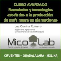 """Curso para Socios """"Novedades y tecnologías asociadas a la producción de trufa negra en plantaciones"""""""